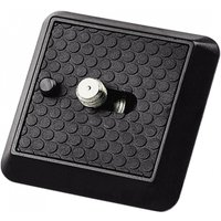 Quick Release Plate Click II For camera tripods