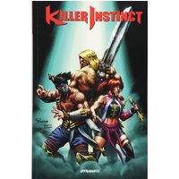 Killer Instinct Vol. 1 Paperback