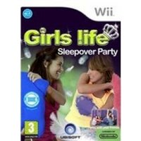 Girls Life Sleepover Party Game