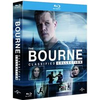 The Bourne Classified Collection (Digibook) [Blu-ray]