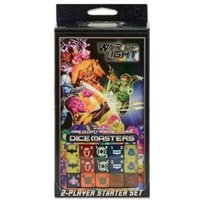 DC Dice Masters War of Light Starter Board Game