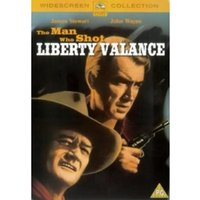 Man Who Shot Liberty Valance DVD
