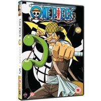 One Piece Collection 5 Episodes 104-130 DVD