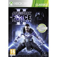 Star Wars The Force Unleashed II 2 (Classics) Game