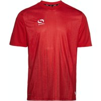 Sondico Venata Pre-Match Jersey Youth 7-8 (SB) Red/Deep Red