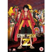 One Piece Film: Z DVD