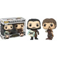 Jon Snow and Ramsay Bolton (Game of Thrones) Limited Edition Funko Pop! Vinyl Figures 2-Pack
