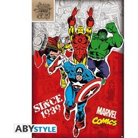 Marvel - Heroes 1939 Maxi Poster