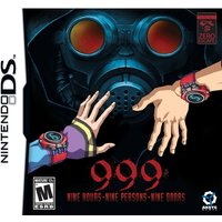 999 9 Hours, 9 Persons, 9 Doors Game