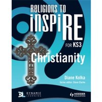Religions to InspiRE for KS3: Christianity Pupil's Book by Diane Kolka (Paperback, 2011)