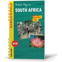 South Africa Marco Polo Travel Guide - with pull out map (Marco Polo Spiral Guides)