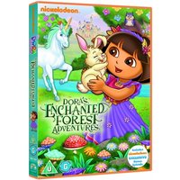 Dora The Explorer The Enchanted Forest DVD