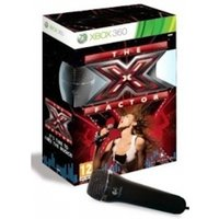 Ex-Display The X-Factor Game with Microphone