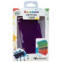 Subsonic Rainbow Crystal Case Purple