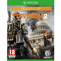 The Division 2 Gold Edition Xbox One Game (Private Beta)