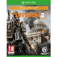 The Division 2 Gold Edition Xbox One Game
