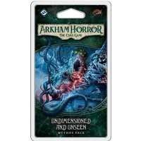 Arkham Horror LCG Undimensioned and Unseen Expansion
