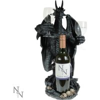 Dragon Wine Guardian Bottle Holder