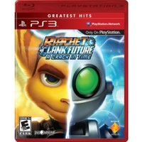 Ratchet & Clank A Crack In Time Game