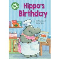 Reading Champion: Hippo's Birthday : Independent Reading Green 5