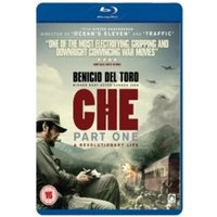 Che Part One A Revolutionary Life Blu-Ray