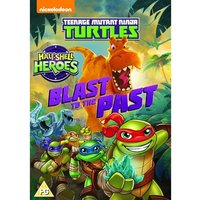 Half-Shell Heroes: Blast To The Past DVD