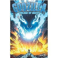 Godzilla Rulers of Earth Volume 4 Paperback