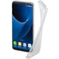 Hama Crystal Clear Cover for the Samsung Galaxy Note 8, transparent