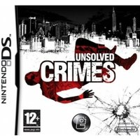 Ex-Display Unsolved Crimes Game