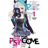 Psycome Volume 1: Murderer In The Flower Of Death (light novel)