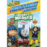 Awesome Adventures: Mighty Messes DVD