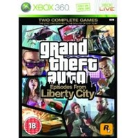Grand Theft Auto GTA Episodes From Liberty City Game