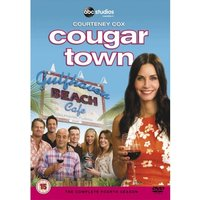 Cougar Town - Complete Series 4 DVD
