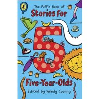 The Puffin Book of Stories for Five-year-olds by Wendy Cooling (Paperback, 1996)
