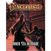 Pathfinder Campaign Setting: Inner Sea Intrigue