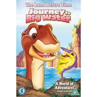 The Land Before Time 9 - Journey To Big Water DVD