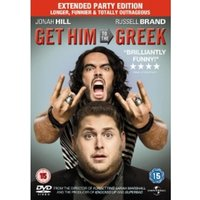 Get Him To The Greek DVD