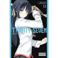 Trinity Seven, Vol. 11: The Seven Magicians