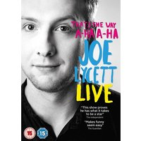 Joe Lycett: That's The Way, A-Ha, A-Ha, Joe Lycett Live DVD