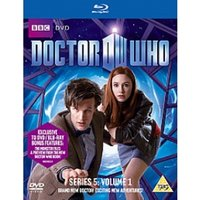 Doctor Who Series 5 Volume 1 Blu-ray