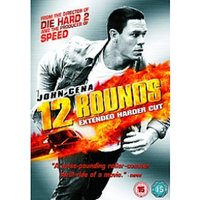 12 Rounds: Extended Harder Cut DVD
