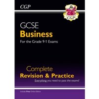 New GCSE Business Complete Revision and Practice - For the Grade 9-1 Course (with Online Edition) by CGP Books (Paperback,...