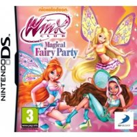 Winx Club Magical Fairy Party Game