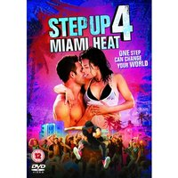Step Up 4 Miami Heat DVD + UV Copy