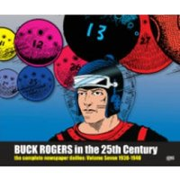 Buck Rogers in the 25th Century: The Complete Newspaper Dailies Volume 7