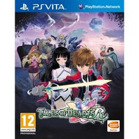 Tales of Hearts R PS Vita Game