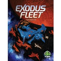 Exodus Fleet Board Game