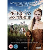 The Princess Of Montpensier DVD