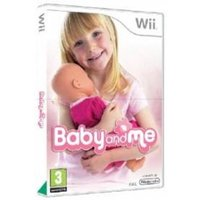 Baby And Me Game Includes Remote Pouch