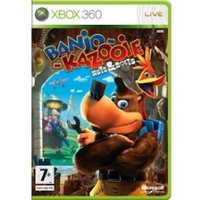 Ex-Display Banjo-Kazooie Nuts & Bolts Game